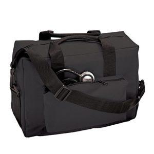 ADC-1024-NursePhysician-Nylon-Medical-Bag-Black-0