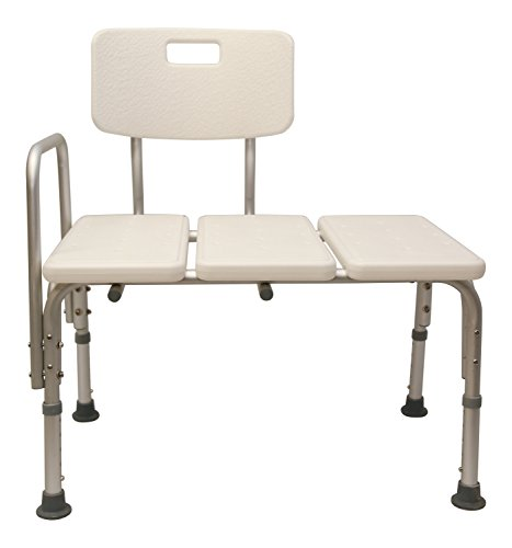 Danny's World® Transfer Bath Bench with Back