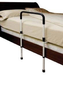Essential-Medical-Supply-Height-Adjustable-Hand-Bed-Rail-with-Floor-Supports-0