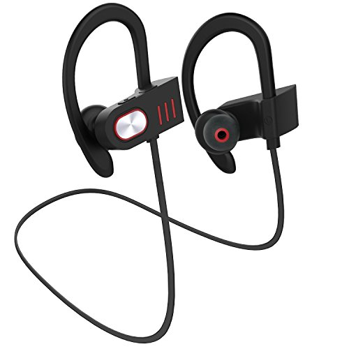 hhusali bluetooth headphones wireless in ear earbuds. Black Bedroom Furniture Sets. Home Design Ideas