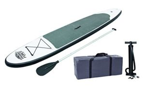 b724d0c7b PathFinder Inflatable SUP Stand Up Paddleboard Set 9′ 9″ (5″ Thick)