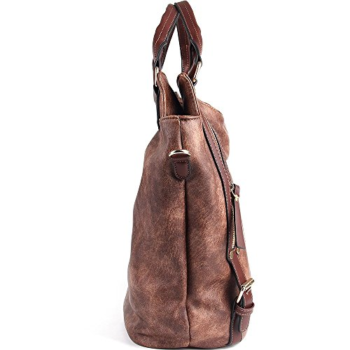 9cb8e443d9 JOYSON Women Handbags Hobo Shoulder Bags Tote PU Leather Handbags Fashion  Large ...