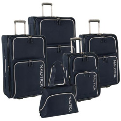 UP to 80% off Nautica Luggage Sets
