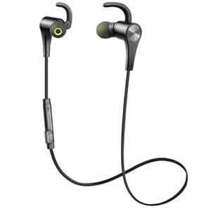 hhusali bluetooth headphones wireless in ear earbuds. Black Bedroom Furniture Sets. Home Design Ideas