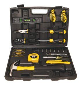 Stanley 94 248 65 Piece Homeowneru0027s Tool Kit