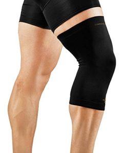Tommie-Copper-Mens-Recovery-Refresh-Knee-Sleeve-Black-Medium-0