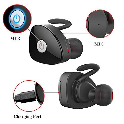 Earbuds bluetooth wireless sweatproof neuma - bluetooth earbuds wireless for iphone 8 - Coupon For Amazon