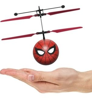Marvel IR UFO Ball Helicopter