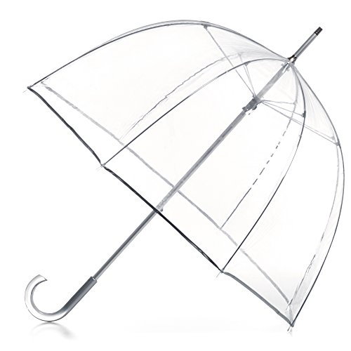 Totes Bubble Umbrella Clear One Size